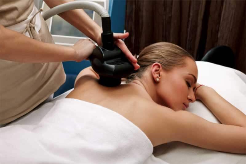 вибровакуумный массаж